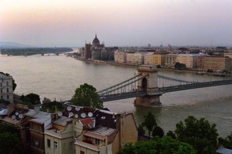 Budapest & The Danube, Budapest, Hungary, June 2001