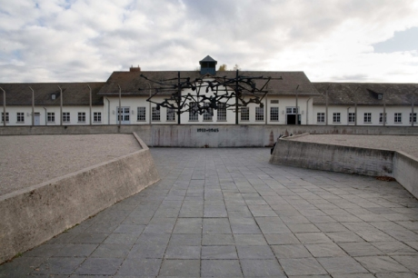 Dachau, Munich, Germany, October 2009