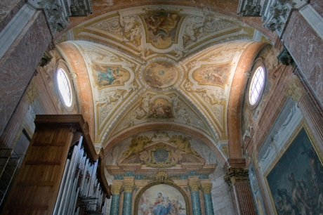 Santa Maria degli Angeli, Rome, Italy, May 2009