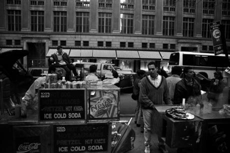 Fifth Avenue, Manhattan, New York, America, April 1995