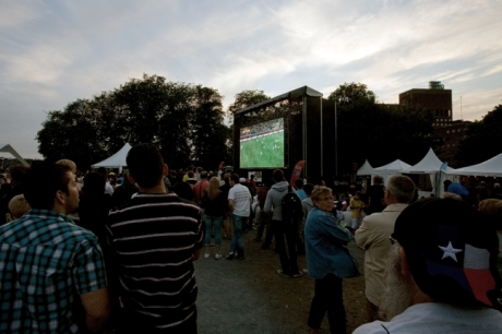 World Cup, Oslo, Norway, June 2010