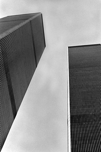 Twin Towers, WFC , Manhattan, New York, America, November 1997