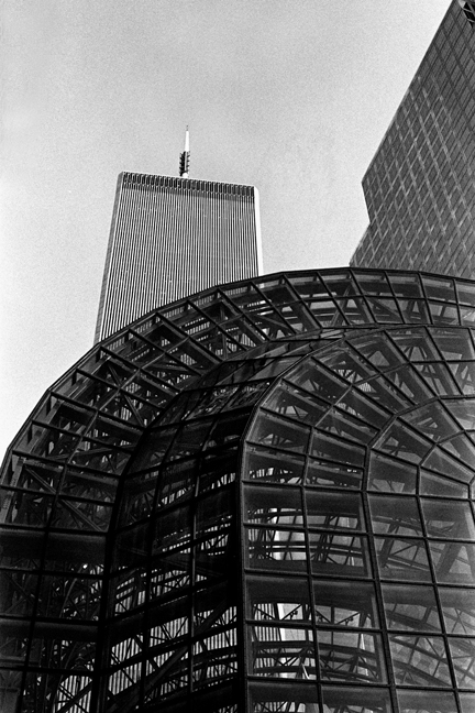 Winter Garden, Manhattan, New York, America, November 1997