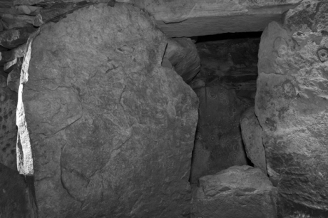 Loughcrew Passage Tomb Complex, Meath, Ireland, February 2013 © Tom O 'Connor 2013