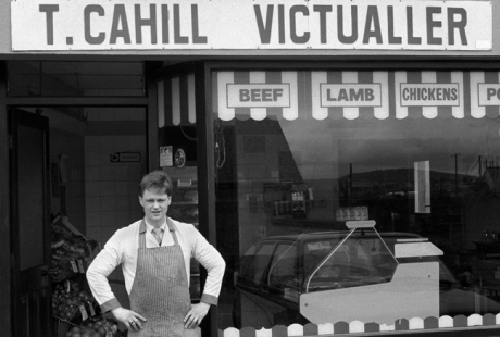 Cahill & Son, Victuallers, Ireland, 1991