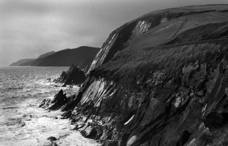 Slea Head, Dingle Peninsula, Co. Kerry, Ireland, March 2002