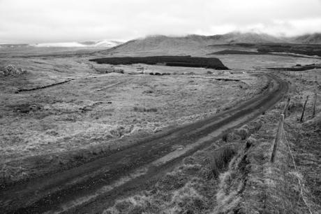 Sheefry Hills, Co. Mayo, Ireland, March 2009