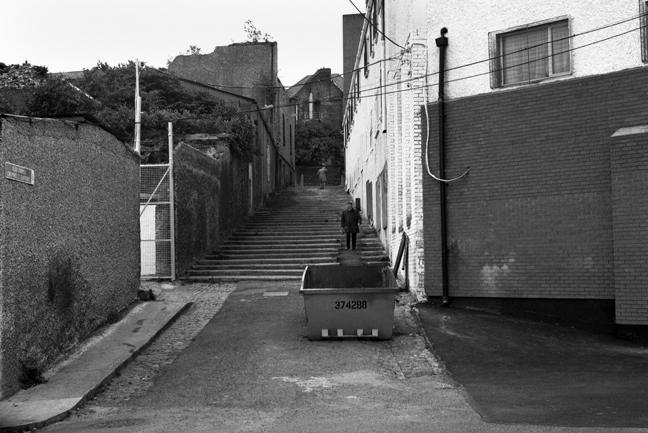 Cromwell's Quarters, Kilmainham, Dublin, Ireland, 1991