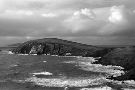 Slea Head, Dingle Peninsula, Co. Kerry, Ireland, March 2002