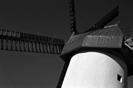 Skerries Windmill, Dublin, Co. Dublin, Ireland, April 2000