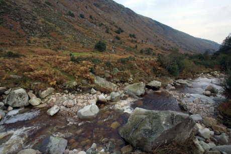 Glenmalure, Co. Wicklow, Ireland, November 2011