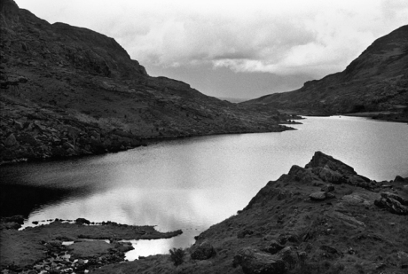 Gap Of Dunloe, Killarney, Co. Kerry, Ireland, March 2002