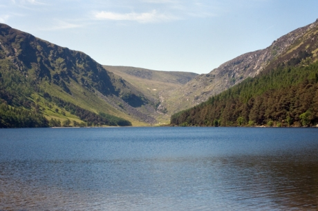 Glendalough, Co. Wicklow, Ireland, June 2013