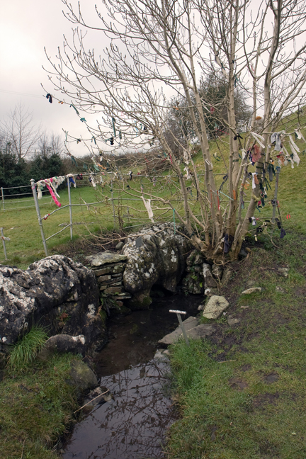 Ciaran's Well, Kells, Co.Meath, Ireland, 2013 © Tom O Connor 2013