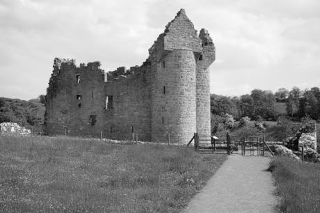 Monea Castle, Enniskillen, Co. Fermanagh, Ireland, May 2009
