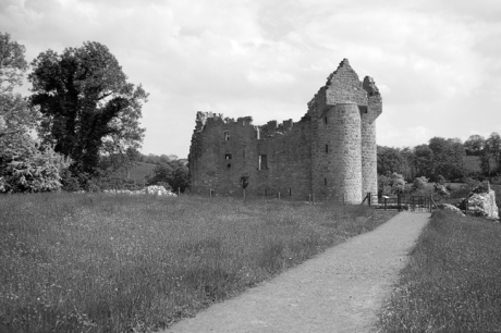 Monea Castle, Enniskillen, Co. Fermanagh, Ireland, May 2009