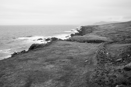 Achill Island, Co. Mayo, Ireland, March 2009
