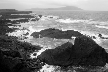 Cloughmore, Achill Island, Co. Mayo, Ireland, March 2009