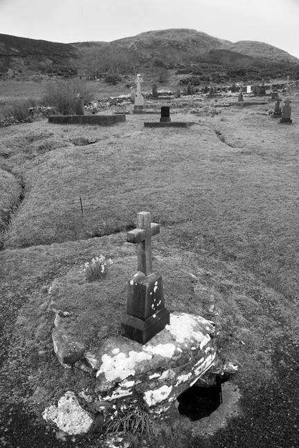 Kilgeever, Louisburgh, Co Mayo, Ireland, March 2009
