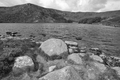 Lower Lough Bray, Co. Wicklow, Ireland, June 2010