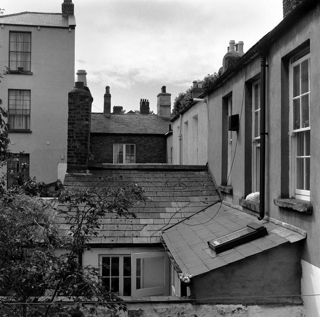 Synge Street, Dublin, Ireland, September 2007