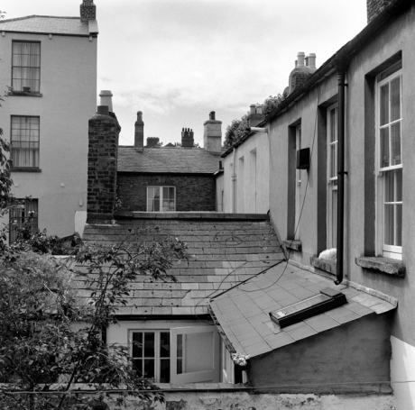 Synge Street, Dublin, Ireland, September 2007