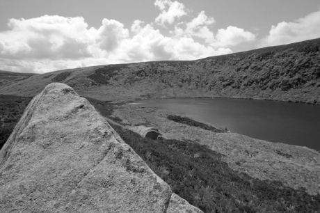 Upper Lough Bray, Co. Wicklow, Ireland, June 2010