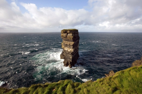 Dun Briste, Downpatrick Head, Knockaun , Co. Mayo, September 2011