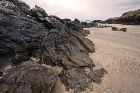 Fintra Strand, Killybegs, Co. Donegal, March 2010