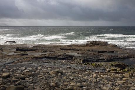 Bunatrahir Bay, Knockaun , Co. Mayo, September 2011