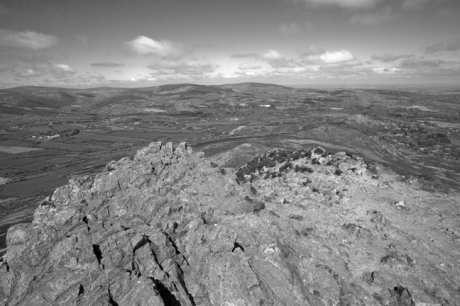 The Sugar Loaf, Co. Wicklow, Ireland, June 2010