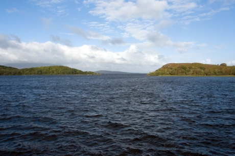 Lough Conn, Co. Mayo, September 2011