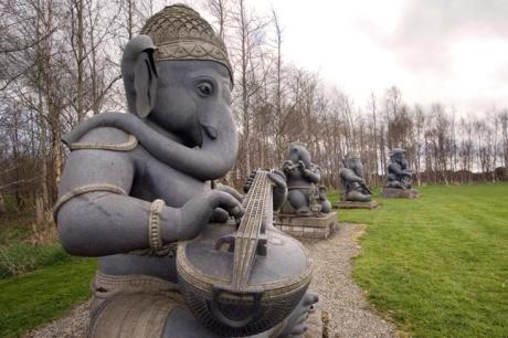 Veena Ganesh, Victorias Way, Roundwood, Co. Wicklow, Ireland, April 2004
