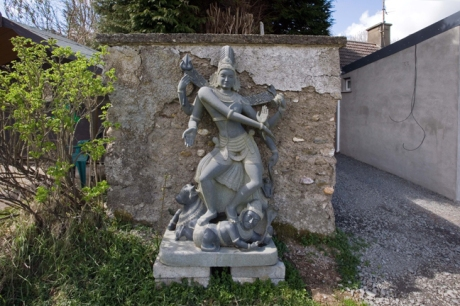 Nataraja, Victorias Way, Roundwood, Co. Wicklow, Ireland, April 2010