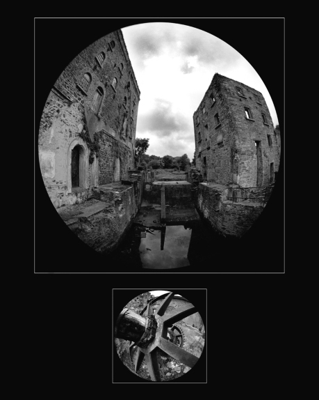 Kilcarbry Mill, Enniscorthy, Area 054 Exhibition, 2000