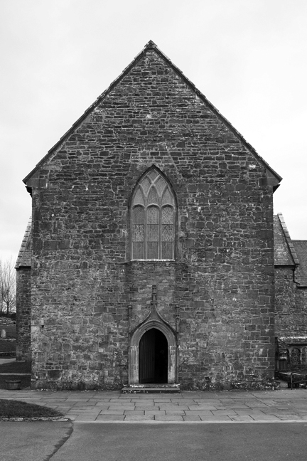 Ballintubber Abbey, Ballintubber, Co. Mayo, Ireland, September 2009