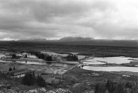 Þingvellir National Park, Iceland, April 2006