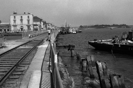 Wexford Quay, Wexford, Ireland, July 1995