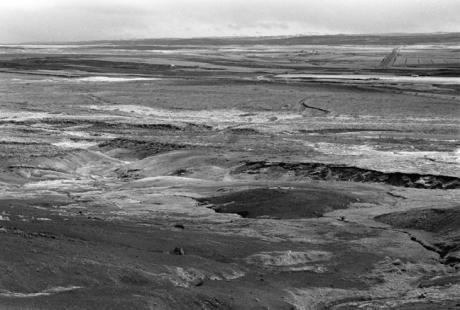Haukadalur, Iceland, April 2006