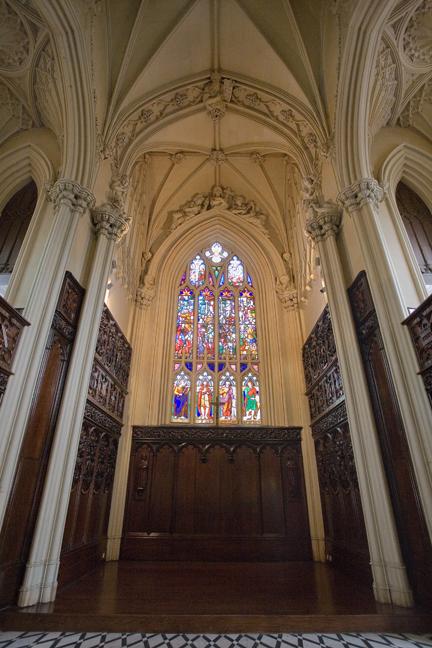 Chapel Royal, Dublin Castle, Dublin, Ireland, August 2010