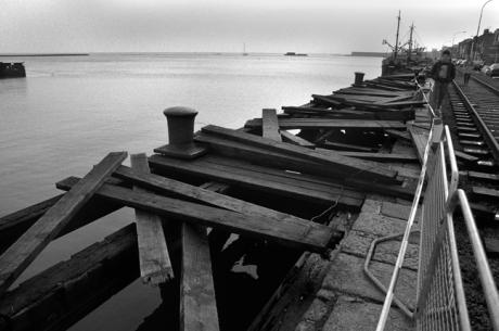 Wexford Quay, Wexford, Ireland, February 1996