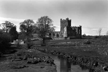 Tintern Abbey, Saltmills, New Ross, Co. Wexford, Ireland, May 2000