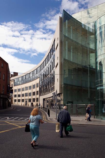 South Great George's Street, Dublin, Ireland, August 2008