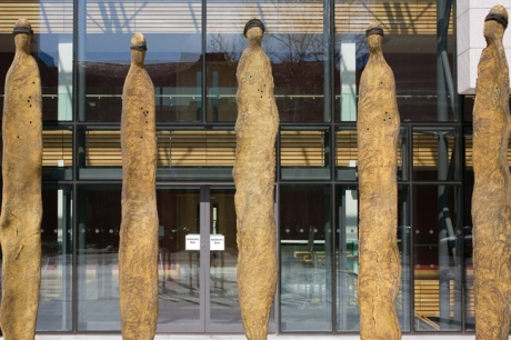 Proclamation Group, Kilmainham, Dublin, Ireland, April 2009