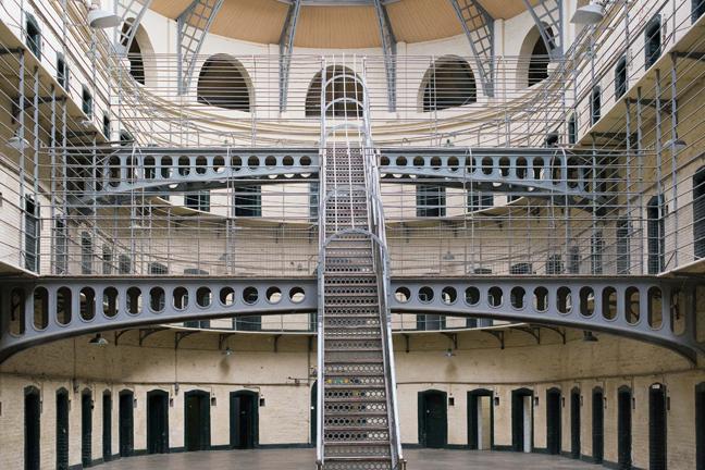 Kilmainham Gaol, Dublin, Ireland April 2009