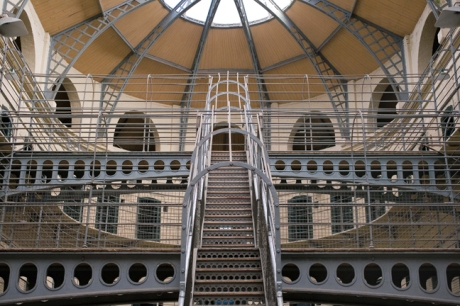 Kilmainham Gaol, Dublin, Ireland, April 2009