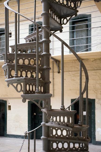 Kilmainham Gaol, Dublin, Ireland, April 2009