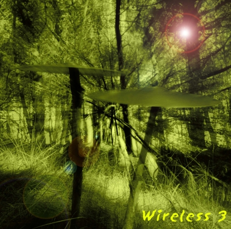 Wireless 3 - Proposed Second Album Front Cover - 2001