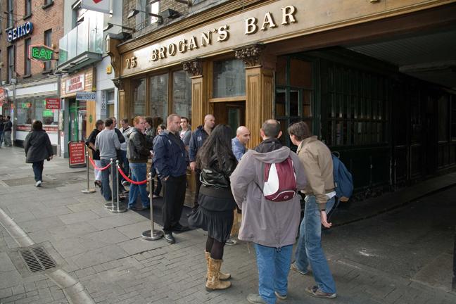 Risultati immagini per brogan's bar kilkenny