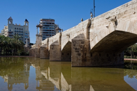 Puente de Mar, Valencia, Spain, October 2010